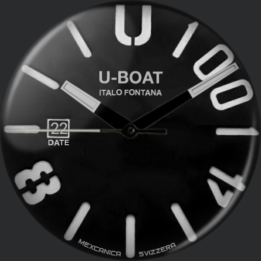 U-BOAT LUMINATED