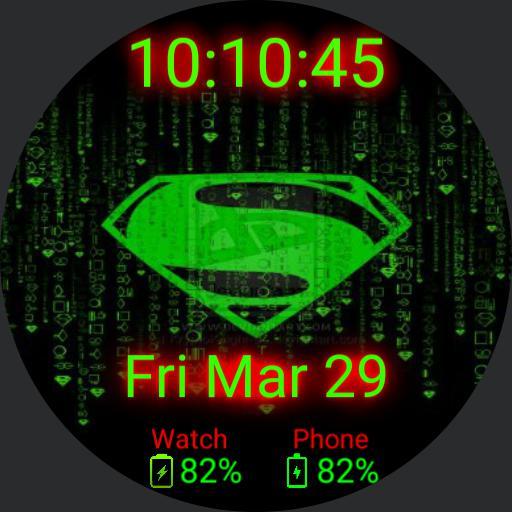 Superman code