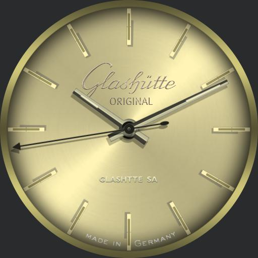 glashutte gold