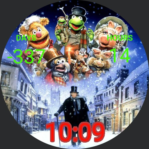 Almost Muppets Christmas Carol
