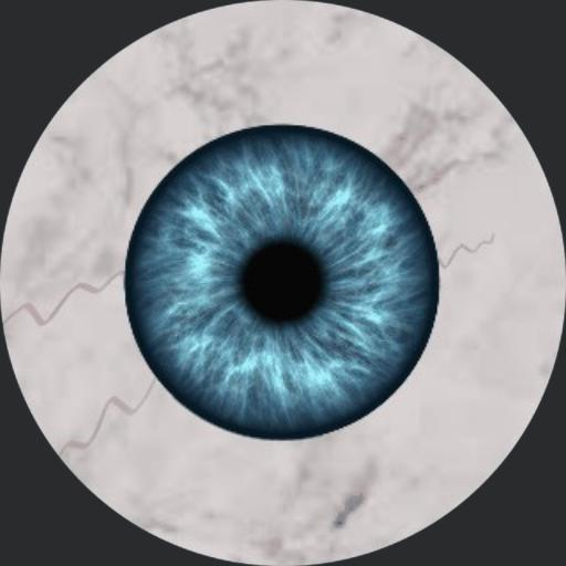 Blinking eye