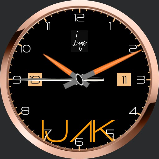 IJAK Simple Watch