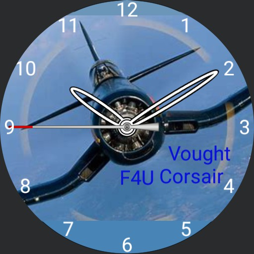 Vought F4U Corsair V1.2