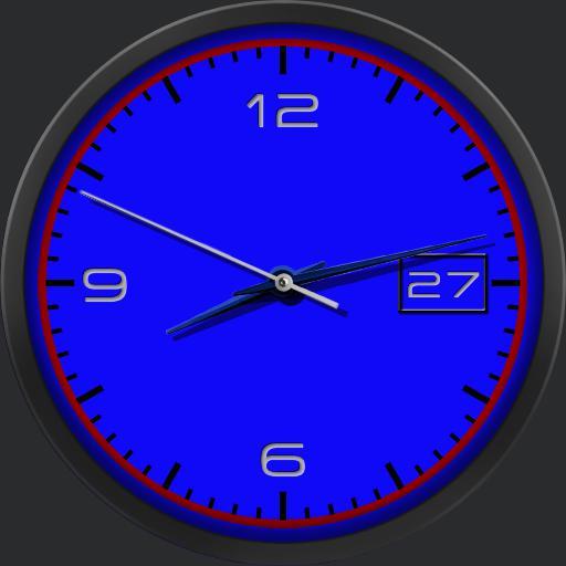 TTG 106 Blue  Red