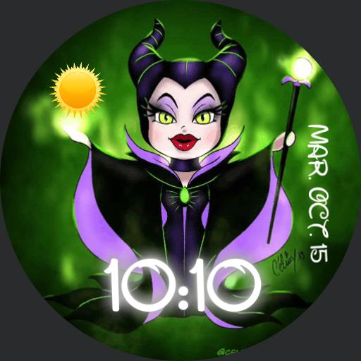 maleficent animated