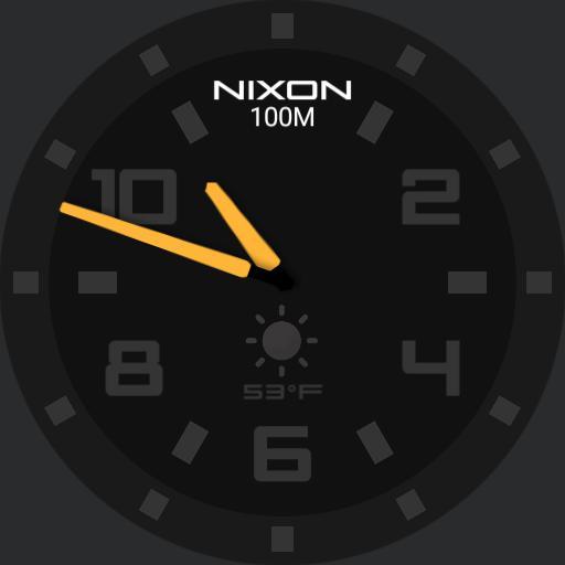 Nixon Orange