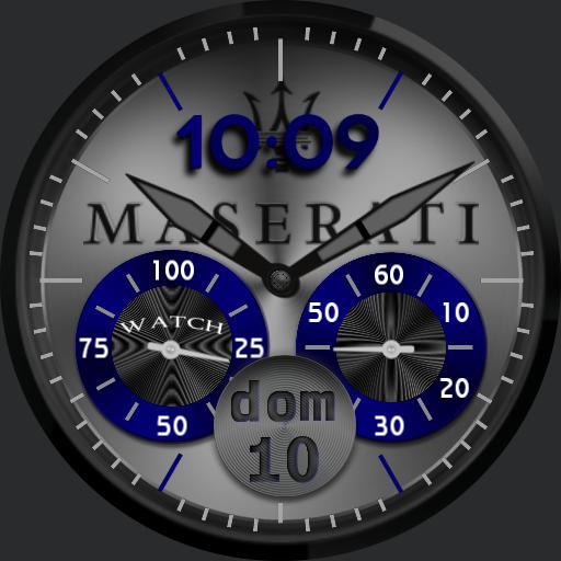 Maserati eleganc. 2.1 up men