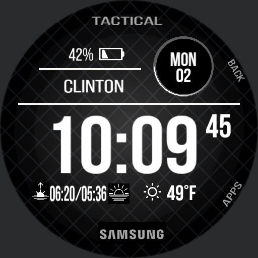 Garmin Tactical Vector
