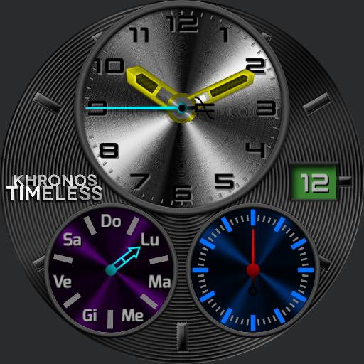 Khronos- Timeless