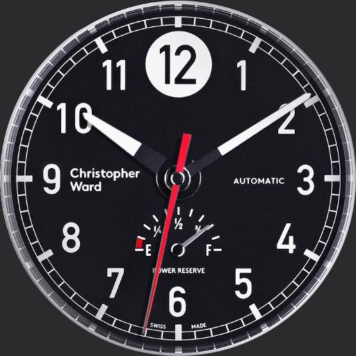 Christopher Ward C9 D-Type