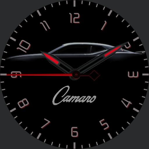 Camaro background 2