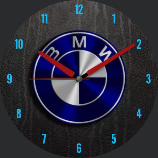 Bmw analog watch