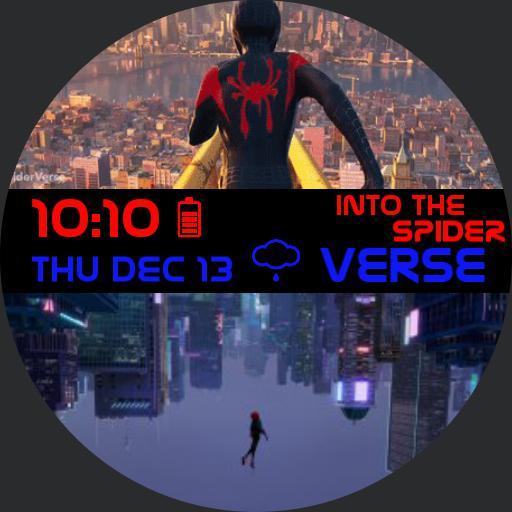 SPIDER-MAN Into the Spider Verse