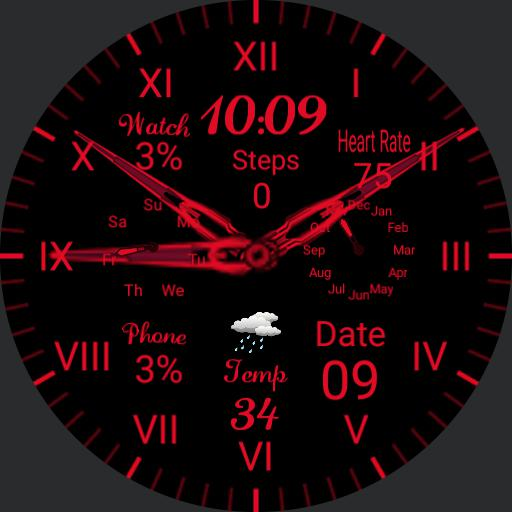 Red Viper Watches V.4
