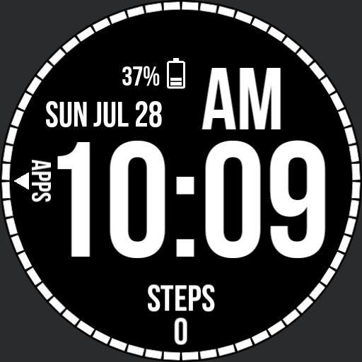 Ticwatch E Simple Watch