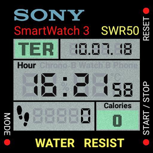 Retro 4 Sony by Adames