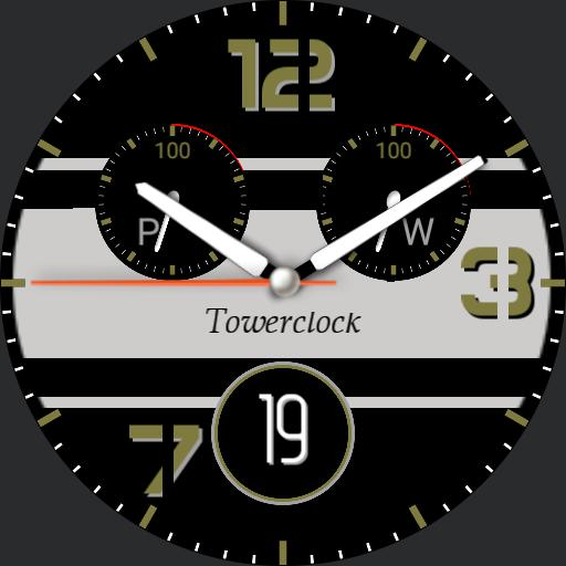 Towerclock sport 2 Color New