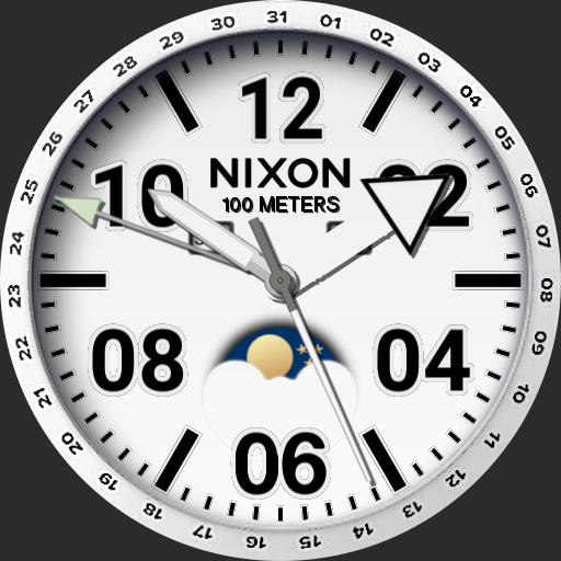 Nixon - White Version