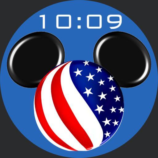 USA Mickey Copy