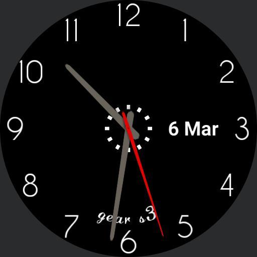 gear simple watch#1