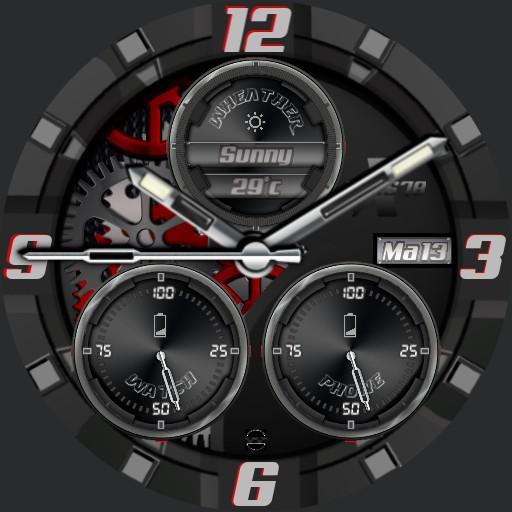 Dans78 galaxy watch