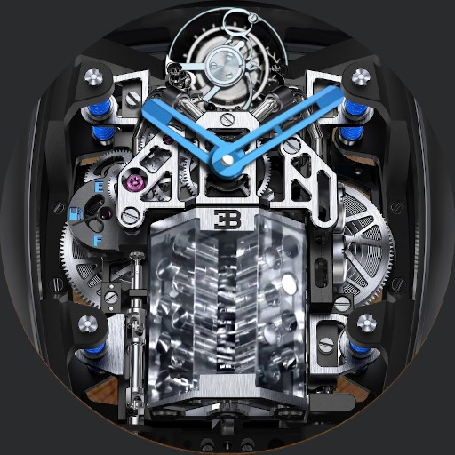 JC Bugatti Chiron