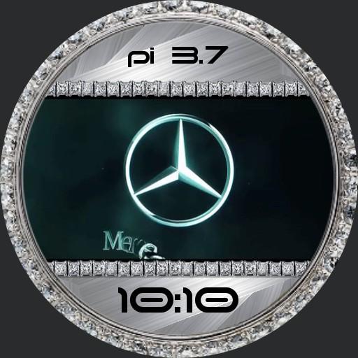 Mercedes diamond