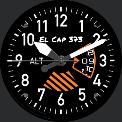 El Cap 373 Altimeter