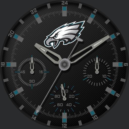 Blue Eagle Watch