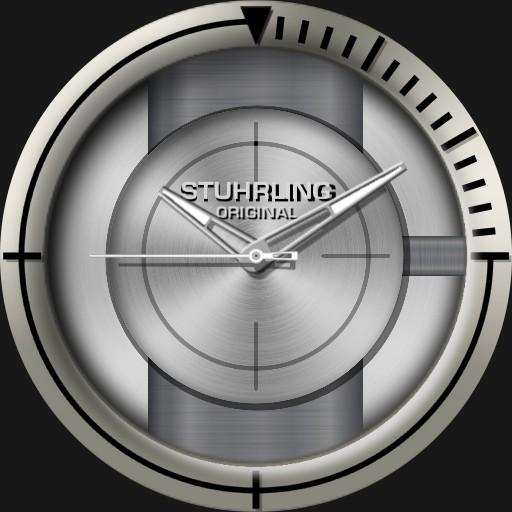 Stuhrling 01 silver
