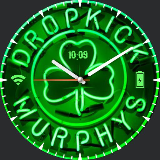 Dropkick Murphys Neon Sign