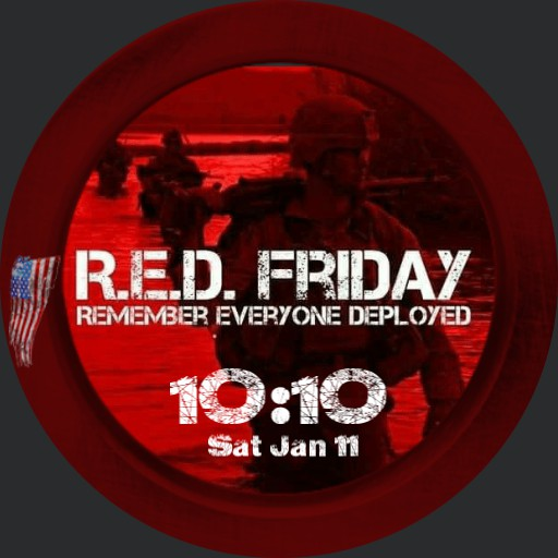 R.E.D Friday