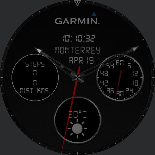 Garmin IRONMAN CONNECTED full info no bezel
