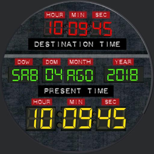 Time Circuit 1.3 Copy