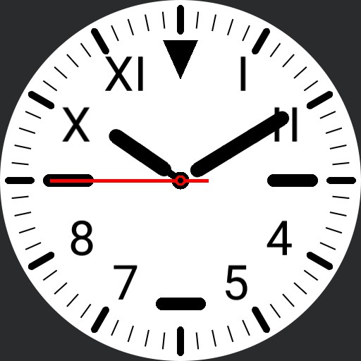 Apple watch series 5 shapes dark dim Copy