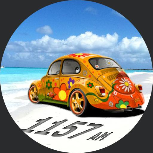 Flower Power VW
