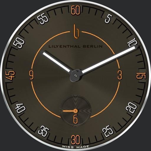 LILYENTHAL BERLIN Orange Ochre JBLBOO250620