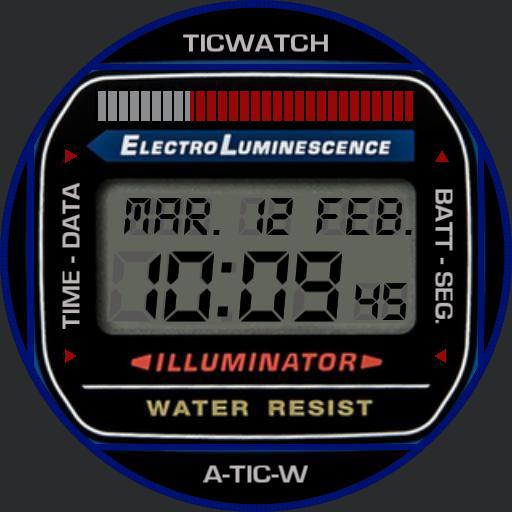 TICWATCH A-TIC-W