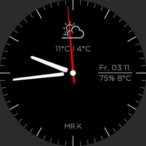 MRK simply black V5 weather