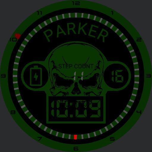 Parker Skull