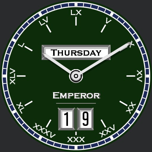 Green Emperor Day/Date