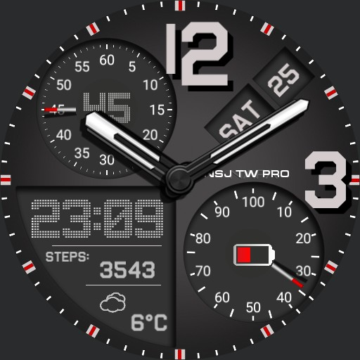 NSJ Ticwatch 5
