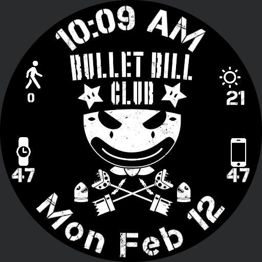 Bullet Bill Club