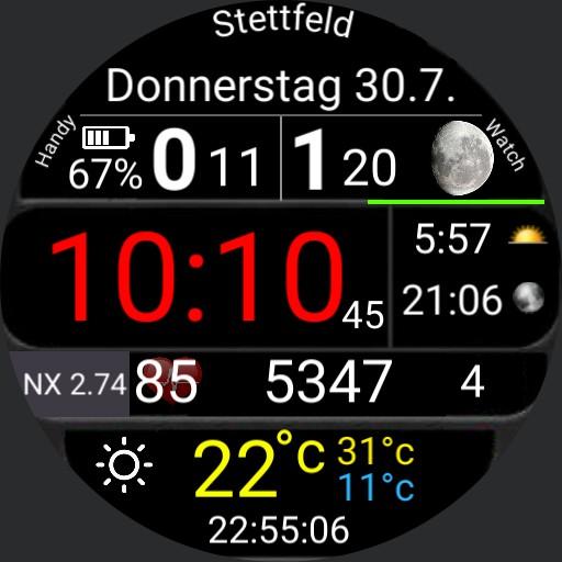 Weather Check - km - 2.74 O8