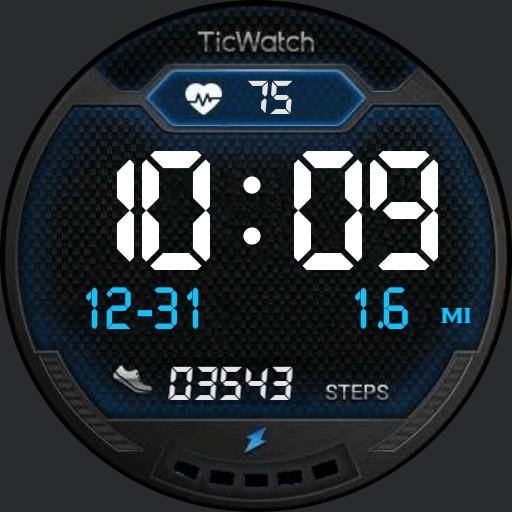 Ticwatch Zoran BLUE