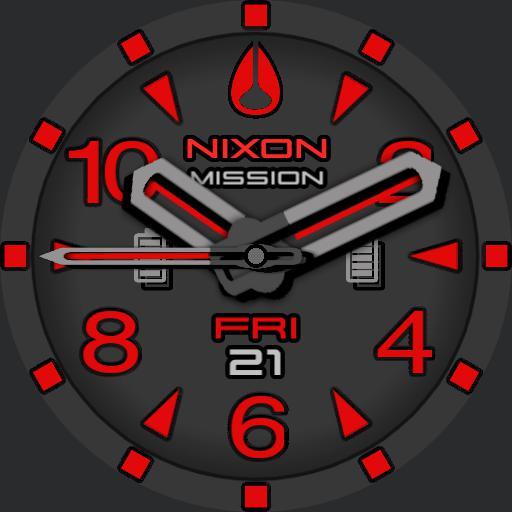 PVS Nixon 8 Red Dawn
