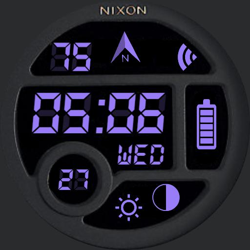 ucolor nixon face