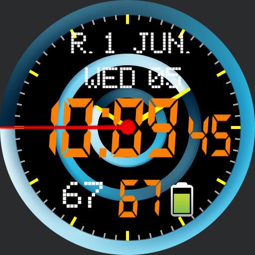 ME Watch Aqua 3 Rings V1.4