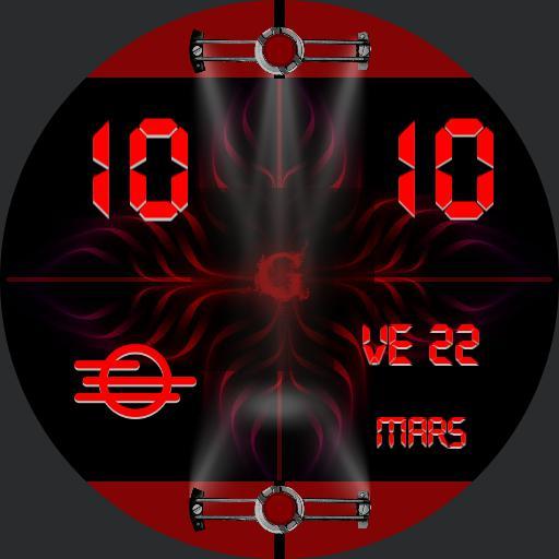 Full red watch G