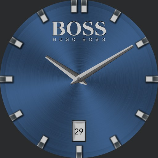 Mens Ultra Slim Hugo Boss watch